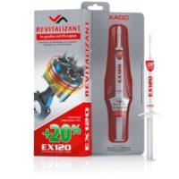 Revitalizant EX120 для бензиновых и газовых двигателей.